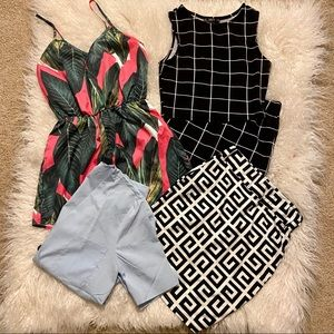 SHEIN | Clothing Bundle (4 items)